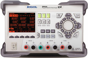 New Rigol Dp832 3 Outputs Max Power Up To 195w Us Authorized Dealer