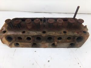 Farmall F12 Tractor Engine Head 2