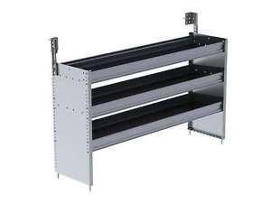 Ranger Design S3 Ra60 3 S3 Series Cargo Van Shelving 60 Wide 3 Trays