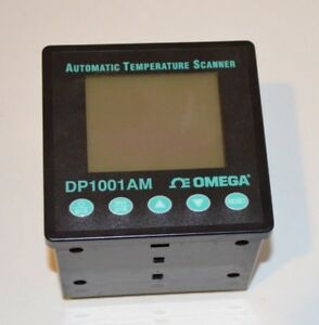 Omega Dp1001am Automatic Temperature Scanner