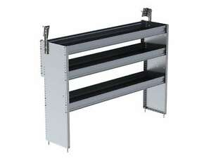 Ranger Design T4 Ra60 3 T4 Series Cargo Van Shelving 60 Wide 3 Trays
