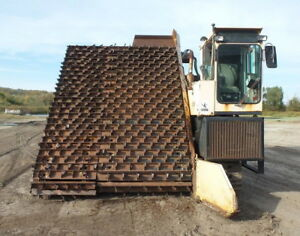 Scat 4833 Compost Turner