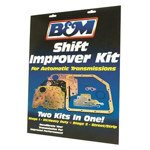 B M 20261 Auto Trans Shift Improver Kit Th400 3l80 Auto Trans