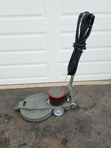 Cassidy 20 High Speed 2000 Rpm Commercial Floor Buffer Burnisher 1 5 Hp