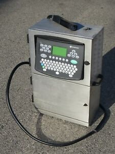 Nice Domino A200 Continuous Inkjet Printer W Print Head