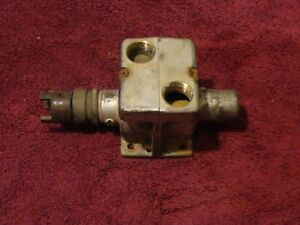 Liquiflo High Pressure Brass Water Pump 3 4 86rb42k2 3 74 Tested