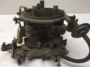 Holly 2 Bbl Carb r6452a Used And For Rebuild Only