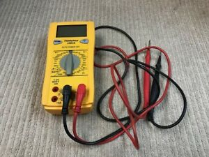 Fieldpiece Lt83a Digital Multimeter Good Condition Free Shipping