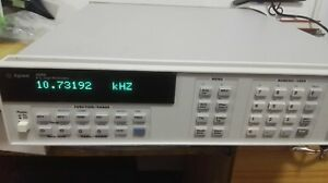 Hp3458a agilent3458a Digital Multimeter 8 Digit