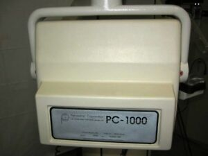 Dental Panoramic Xray Unit Pc1000 With Manual 365 Developer For Sale Light Use