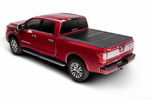 Undercover Flex Truck Bed Cover For 2016 2018 Nissan Titan 6 6 Bed
