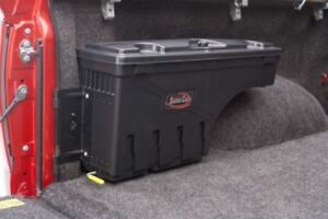 Undercover Swingcase Truck Bed Tool Box For 04 12 Colorado 6 Bed Drivers Side
