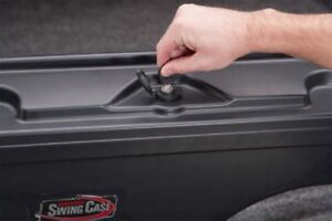 Undercover Swingcase Truck Bed Tool Box For 04 12 Colorado 6 Bed Passenger Side