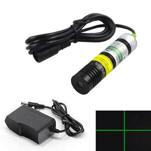 Green Cross X Alignment 10mw Laser Module Diode Manufacturing Production Bright