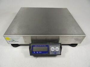 Mettler Toledo Ps60 Usb 150lb Shipping Scale W stainless Steel Cover