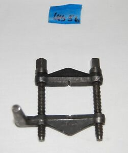 Billings Spencer 1 2 Capacity Adjustable Bent Tail Lathe Drive Dog Clamp