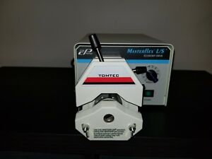 Cole parmer Masterflex L s 7554 80 W Tomtec 900 1536 New Never Been Used