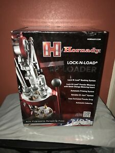 Hornady Lock-N-Load AP Loader EZ-Ject USED MISSING PARTS