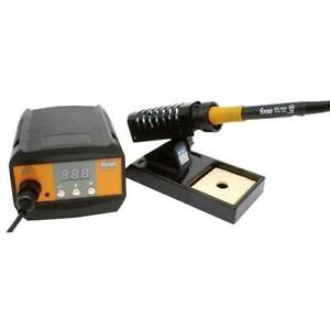 Exso Ex 936d Professional Temperature Controlled Soldering Station Set 220vac