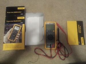 Fluke 174 Dmm Multimeter