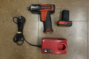 Snap on 14 4v 3 8 Drive Lithium Cordless Impact Wrench Charger