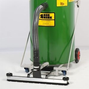 Big Mike Industrial Vacuum Front Mounted Floor Brush approx 28 Wide