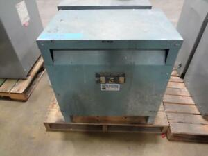 Rapid Electric Company 45 Kva Dry type Transformer Serial A2570