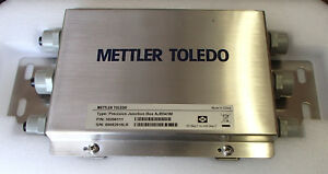 Mettler Toledo Precision Junction Box Ajb541m 3020611 Nib