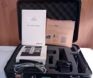 Mikron M90 b Portable Infrared Thermometer With Case 58 To 1832 Deg F