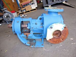 Viking Lv3900 Iron Pump 821225jw Sn 1000493 Ports 3 Used