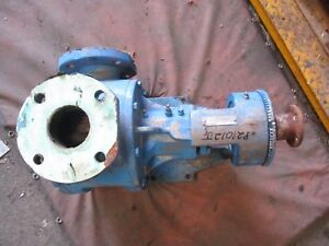 Viking Lv3900 Iron Pump 821012jw Sn 1002423 Port 3 Used