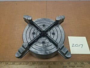 Southbend Lathe Atlas Craftsman 6 3jaw Chuck Original Sb By Skinner4006 53 11 2
