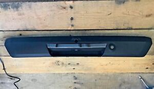 2017 Ford F 250 F 350 Super Duty Tailgate Handle Custom Painted To Match