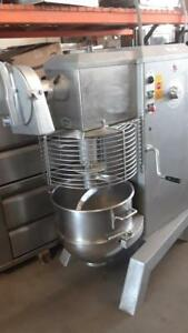 60 Qt Univex Srm60 h Planetary Mixer Better Than Others For Heavy Dough