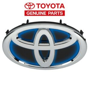 One New Oem Front Radiator Grille Emblem Badge For Camry Prius 75310 47010