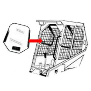 Bobcat 7120401 Skid Steer Front Cab Glass
