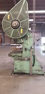 Bliss 60 Ton Obi Punch Press