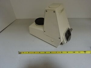 Microscope Part Zeiss Germany Axiotron Head Assembly 452930 Optics As Is ap 01
