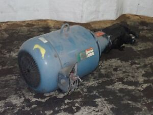 Brueningchaus Hydromatic Pump 60 Hp 07181640005
