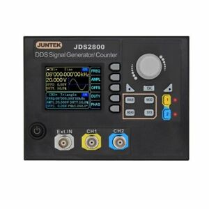 0 15mhz Digital Control Dual channel Dds Function Signal Generator Frequency Met