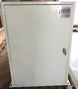 Jiskoot Inc Sampling Insulated Cabinet And Series 210 Sample Probe Assembly