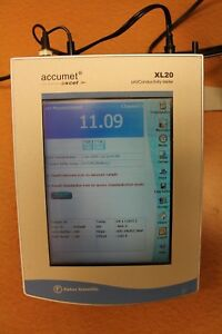 Fisher Scientific Accument Excel Xl20 Ph conductivity Meter With Arm