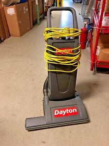 26 Wide Area Commercial Vacuum 101 Cfm 11 Amps 110v 1300 Rpm 50 Ft Cord