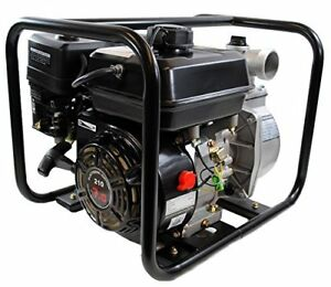 4 stroke 132 Gpm 2 Inch 7 Hp Gas Powered Portable Water Pump Shop4omni No Tax