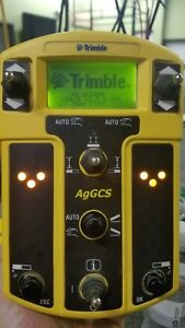 Trimble Cb415 Gcs400 Tandem dual Control Box Laser Machine And Grade Control