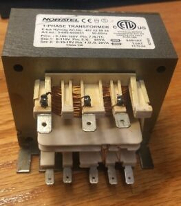 Wascomat Dryer Transformer 487028948 120v
