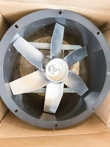 Dayton 4tm81a 16 Tubeaxial Fan Blower Motor Hp 1 3 Voltage 115 1 Phase
