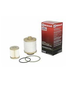 Motorcraft Ford F Series 6 0l Powerstroke Turbo Diesel Fuel Filter 3c3z 9n184 ca