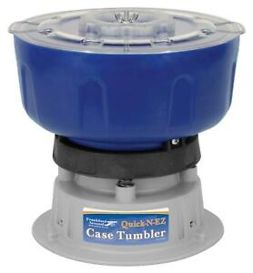 Frankford Arsenal Quick-N-EZ 110V Vibratory Case Tumbler for Cleaning and