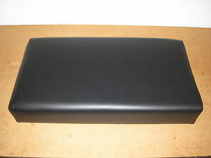 Allis Chalmers B C New Black Vinyl Seat Bottom 18 1 6